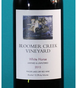Bloomer Creek Vineyard, White Horse Red 2015