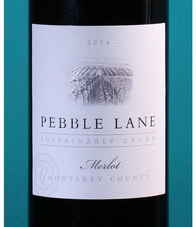 Pebble Lane, Merlot Monterey County 2016