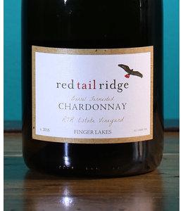 Red Tail Ridge, Finger Lakes Chardonnay Barrel Fermented 2016