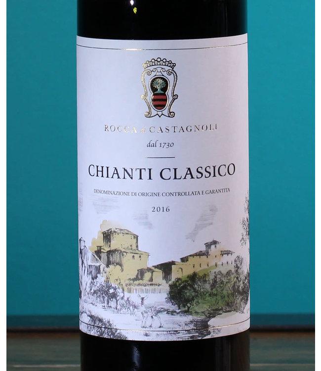Rocca di Castagnoli, Chianti Classico 2016