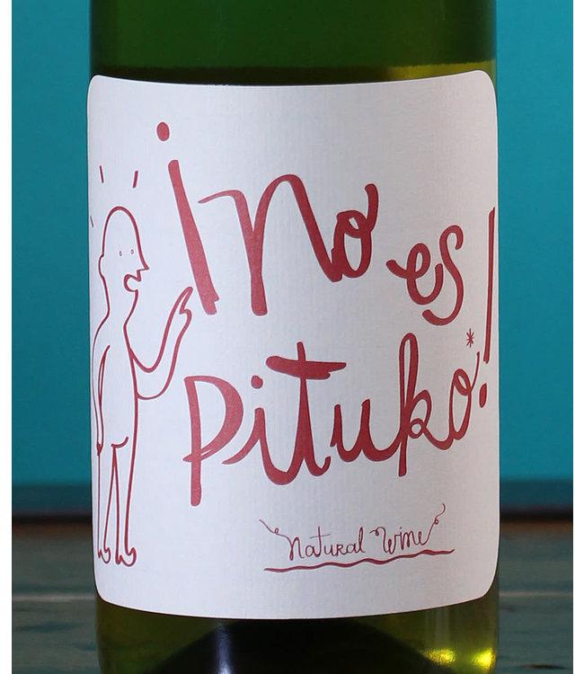 Viña Echeverria, Chardonnay No Es Pituko Valle Del Curicó 2020