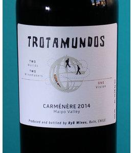 Trotamundos Carménère 2014