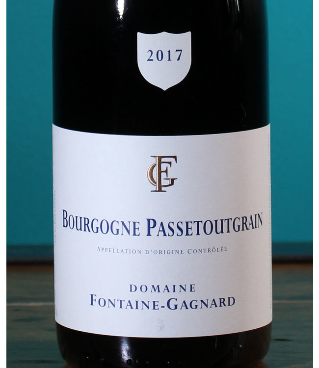 Domaine Fontaine-Gagnard, Bourgogne Passetoutgrain 2017