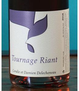Domaine la Grange Tiphaine, Touraine Tournage Riant Rosé 2018