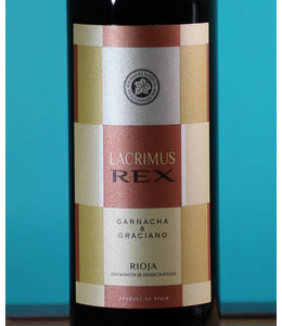 Lacrimus, Rioja Crianza Rex 2016