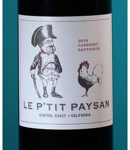 Le P'tit Paysan, Cabernet Sauvignon 2018