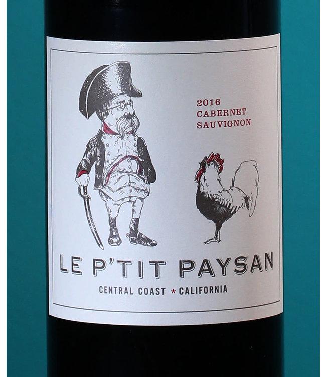 Le P'tit Paysan, Cabernet Sauvignon 2017
