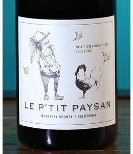 Le P'tit Paysan, Chardonnay Jack's Hill Monterey County 2017