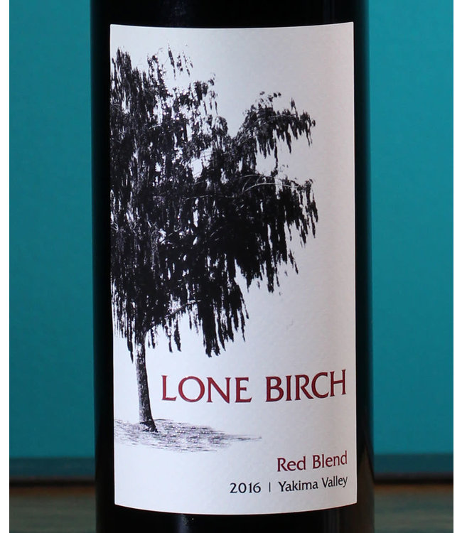 Lone Birch, Yakima Valley Red Blend 2016