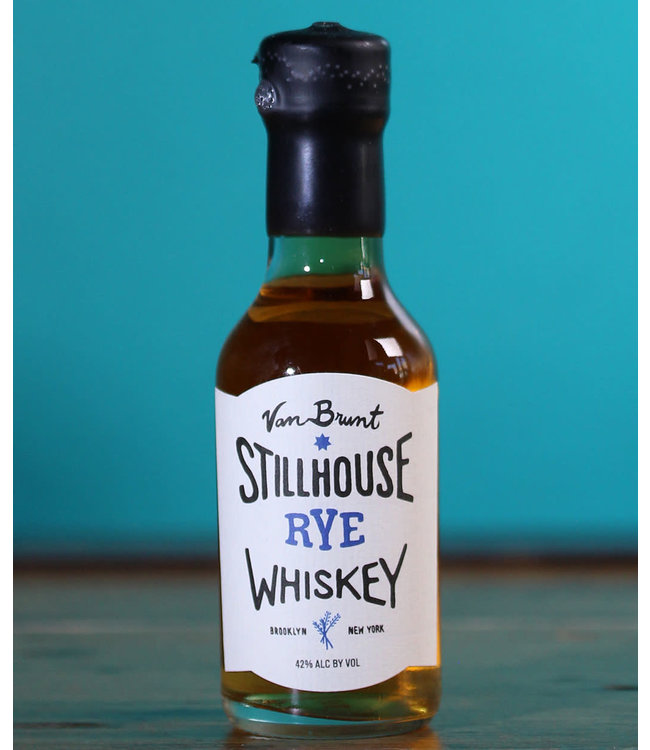 Van Brunt Stillhouse Rye Whiskey (50 ml)