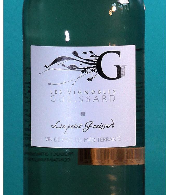 Domaine Gueissard, Vin de Pays de Méditerranée Rosé Le Petit Gueissard 2018