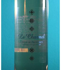 Le Charmel, Côtes de Provence Rosé 2018