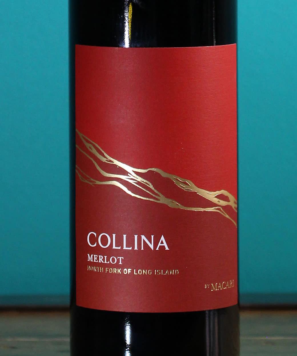 Macari Vineyards Collina Merlot North Fork Of Long Island Nv D Vino