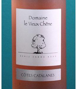 Domaine le Vieux Chêne, Côtes Catalanes Rosé 2019