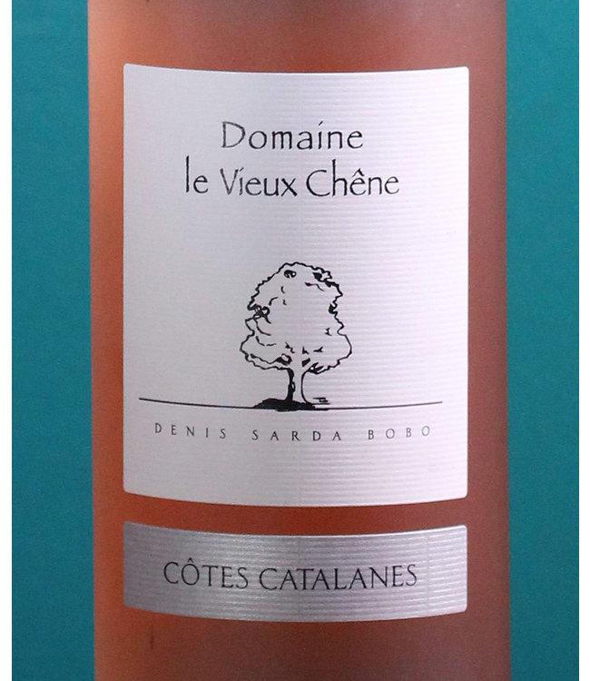 Domaine du Vieux Chene, Côtes Catalanes Rosé 2018