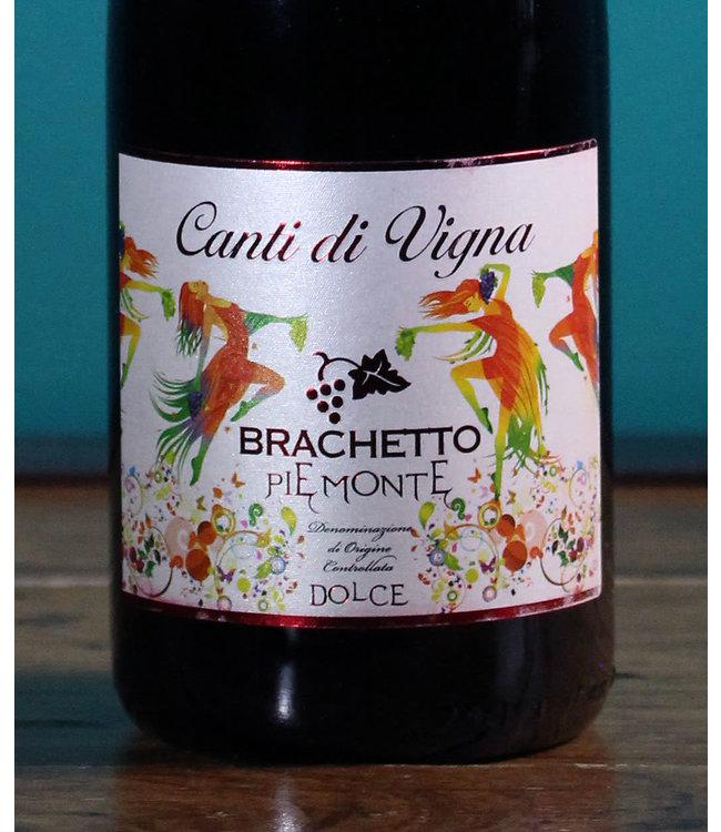 Canti di Vigna, Brachetto Dolce NV