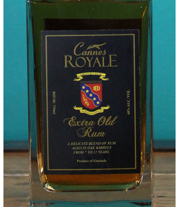 Cannes Royale, Spiced Infused Rum (NV)
