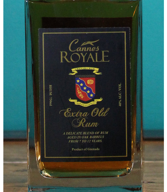 Cannes Royale, Extra Old Rum (NV)