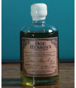 Doc Herson's Natural Spirits Green Absinthe 375 ml