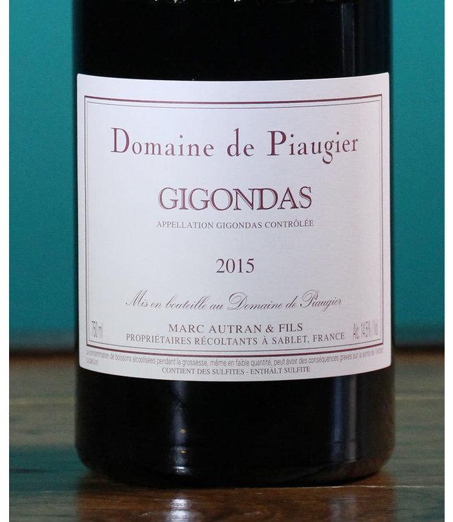 Domaine de Piaugier, Gigondas 2015
