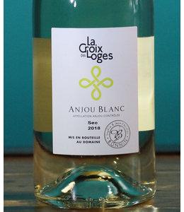 Domaine la Croix des loges, Anjou Blanc 2018