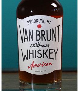 Van Brunt Stillhouse American Whiskey 375