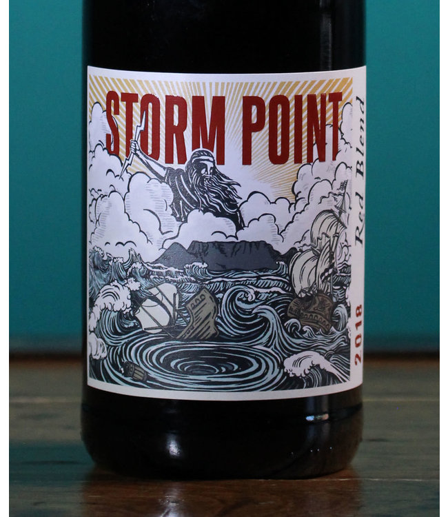Storm Point, Red Blend Westen Cape 2019