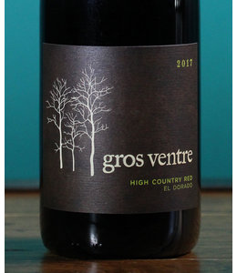 Gros Ventre Cellars, High Country Red California 2017