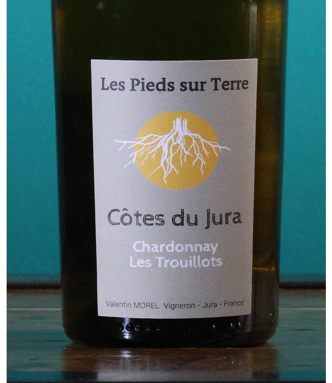Valentin Morel, Côtes du Jura Chardonnay Les Trouillots 2016