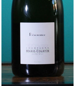 Marie Courtin, Champagne Extra Brut Résonance 2016