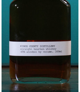 Kings County Distillery, Straight Bourbon Whiskey 200 ml