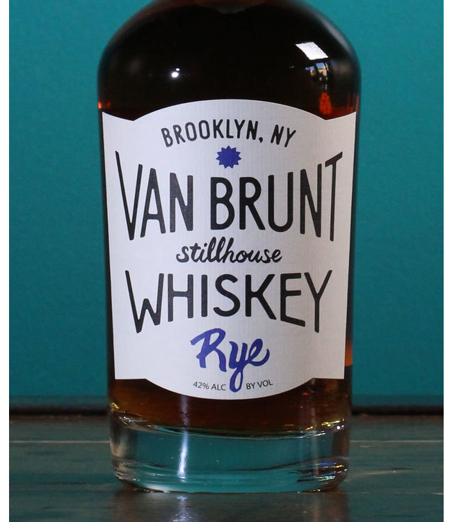 Van Brunt Stillhouse Empire Rye Whiskey (375 ml)