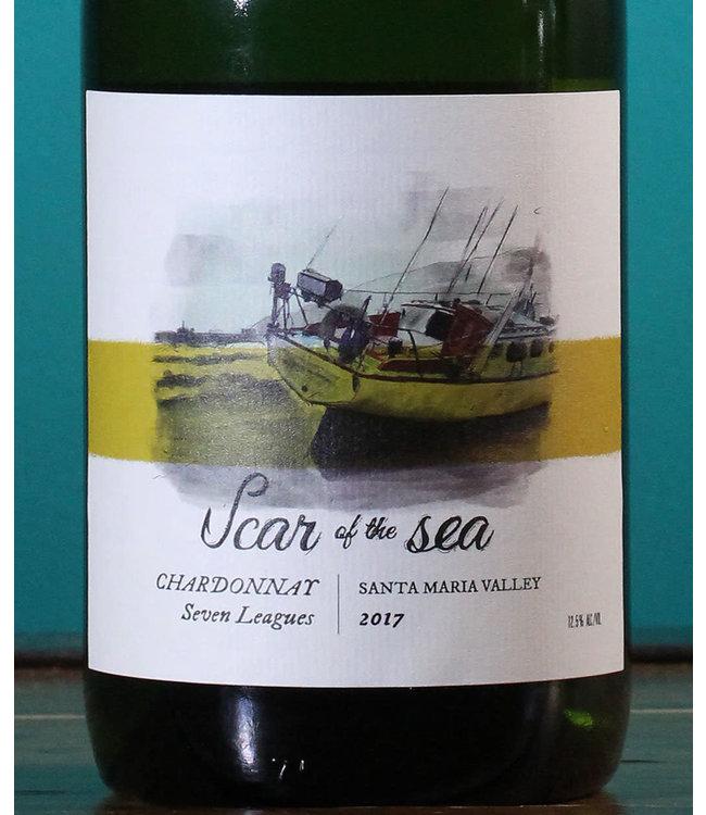 Scar of the Sea, Seven Leagues Chardonnay 2017