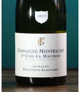 Domaine Fontaine-Gagnard, Chassagne Maltroie 1er Cru 2018