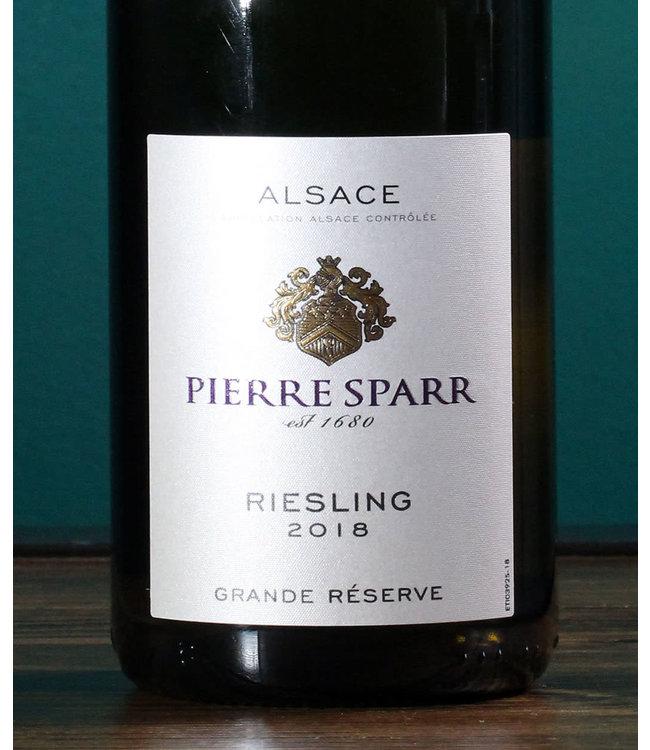 Pierre Sparr, Alsace Riesling Grande Réserve 2018