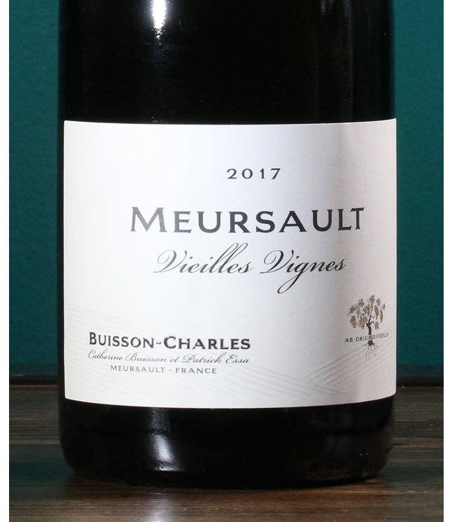 Domaine Buisson-Charles, Meursault Vieilles Vignes 2017