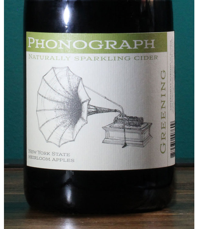 Phonograph, Greening Cider NV