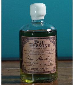 Doc Herson's Natural Spirits Green Absinthe 100 ml