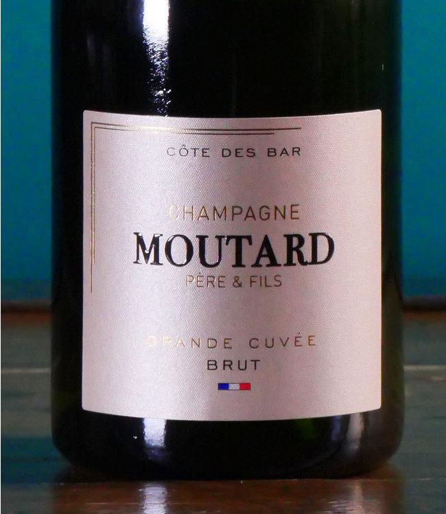 Champagne Moutard Père & Fils, Champagne Brut Grande Cuvée NV (1.5L)