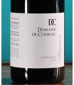 Domaine de Coursac, Cévennes Pinot Noir 2018
