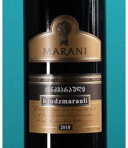 Marani Kindzmarauli, Georgian Semi Sweet Red Wine 2018