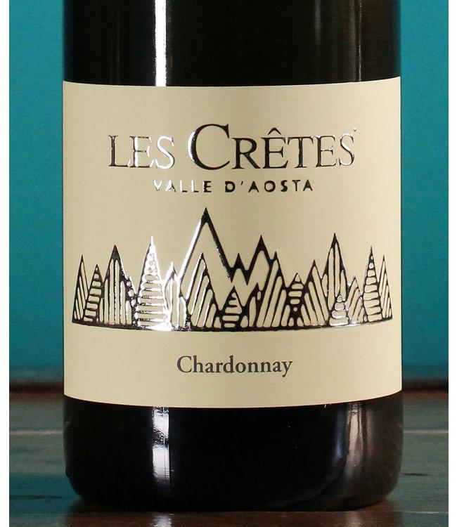 Les Crêtes, Valle d'Aosta Chardonnay 2018