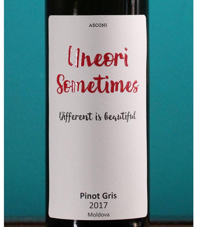 Asconi Sometimes Pinot Grigio 2017