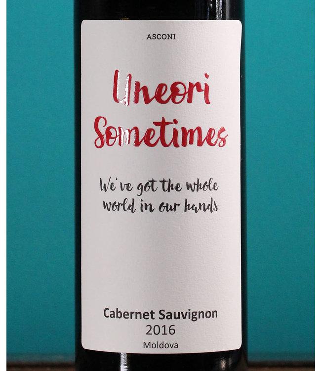 Asconi Sometimes Cabernet Sauvignon 2016