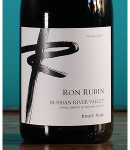 Ron Rubin, Pinot Noir Russian River Valley 2017
