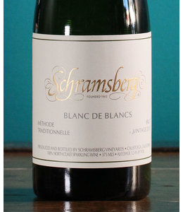 Schramsberg Vineyards, Brut Blanc de Blancs North Coast 2015 (375ml)
