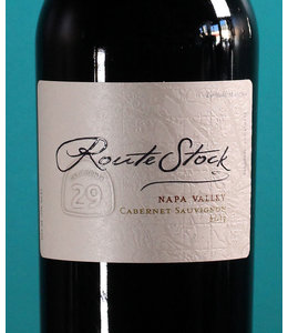 RouteStock, Cabernet Sauvignon Route 29 Napa Valley 2017