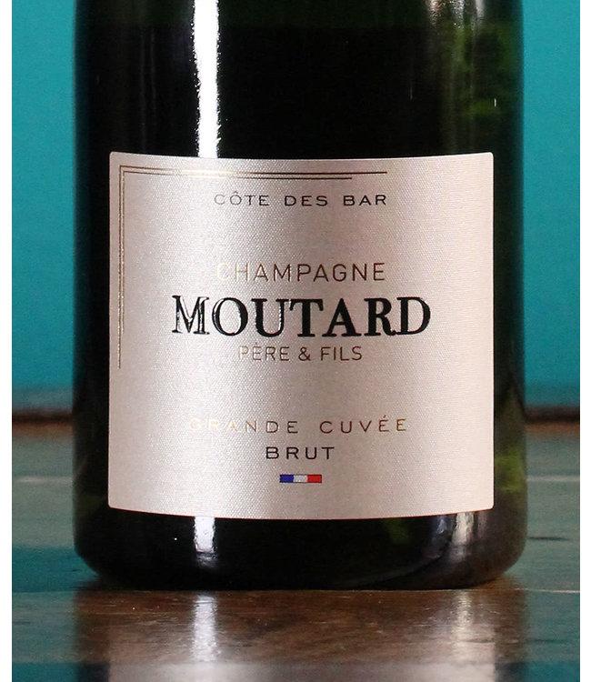 Champagne Moutard Père & Fils, Champagne Brut Grande Cuvée NV (375ml)