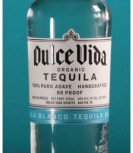 Dulce Vida, Blanco Tequila 80 Proof (375ml)