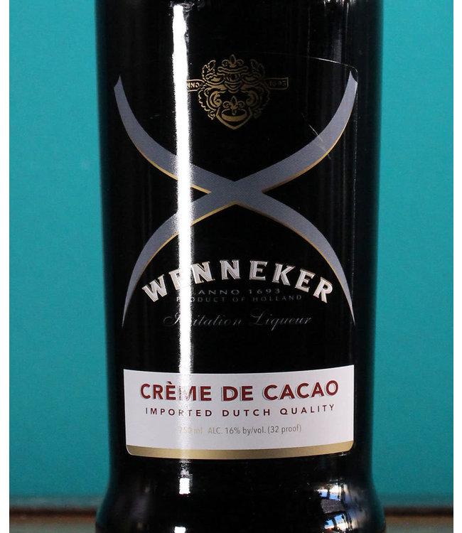 Wenneker Distillery, Crème de Cacao Liqueur